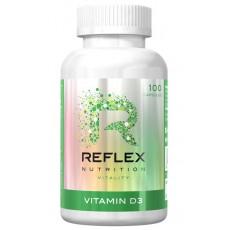 Reflex Vitamín D3 - 100 kapslí