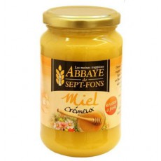 Pastovaný med (Abbaye de Sept-Fons) 500g