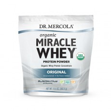 ORGANIC Miracle whey natural 382g