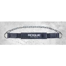 ROGUE pás s řetězem (černý)