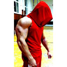 The Hannibal Cloak - červená