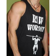 RAW Workout tílko (BASIC)