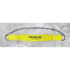ROGUE pás s řetězem (žlutý)